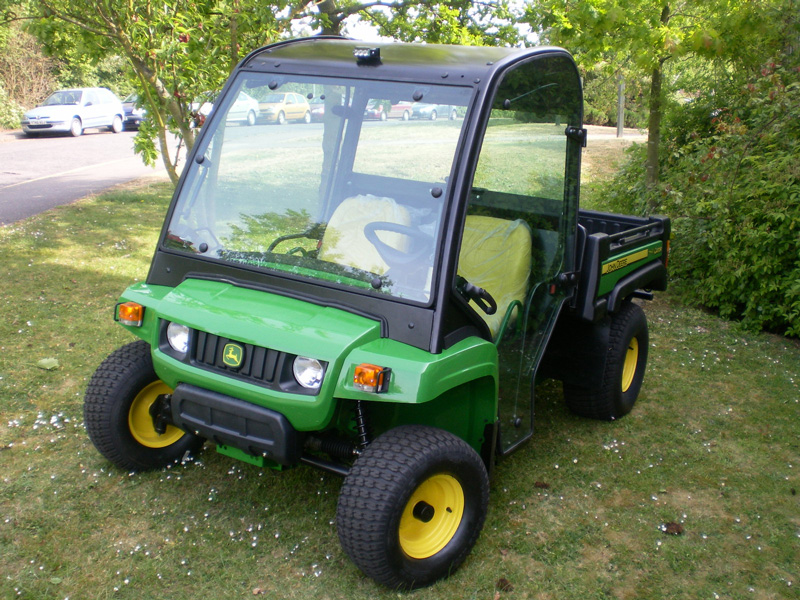 John Deere Utility Vehicle And Commercial Mower Lighting