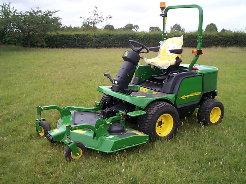 John Deere Utility Vehicle and John Deere Commercial Mowers - John ...