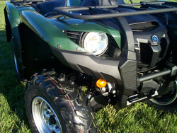 Yamaha Grizzly 550 / 700