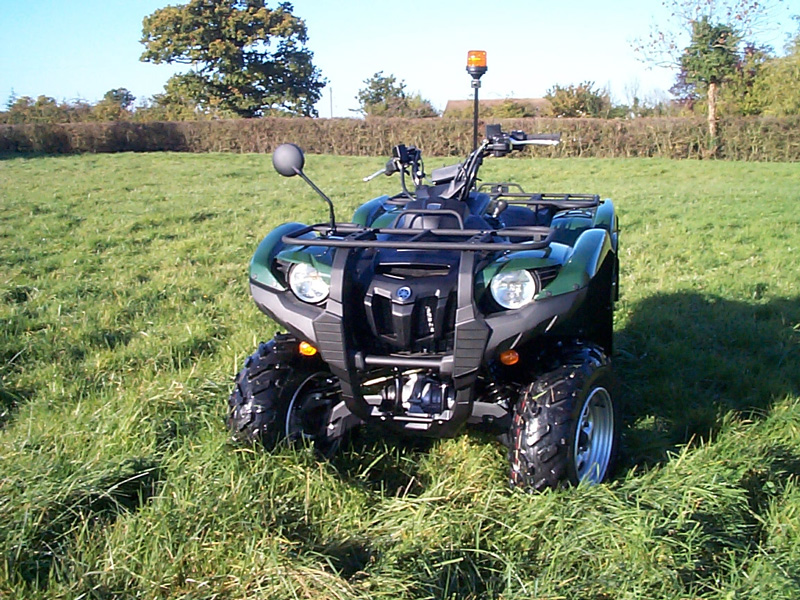 2015 yamaha grizzly 550 autos post for Yamaha kodiak 700 top speed